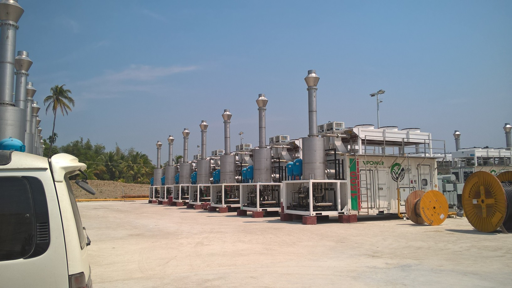 Russia Cooling Installations # Foresta Meubles