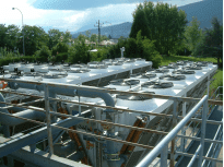 EM MICROELECTRONICS (SWATCH Group) - Marin, Neuchatel Lake, Switzerland -  