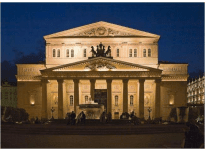 BOLSHOI THEATRE Moscow, Russia - Air conditioning system - EHLDN Dry coolers