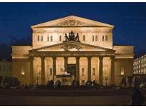 Bolshoi Theatre, Russia - EHLD1N 2257 with 10 fans Dry coolers - 2 pcs. Total cooling capacity 2 MW.