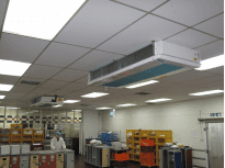 UK catering facility with commercial SHDS coolers - Birmingham.