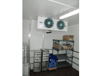 UK cold room with S3HC cooler - Birmingham
